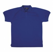 Recycled Polo Shirt (Blue) Limited sizes available in this colour