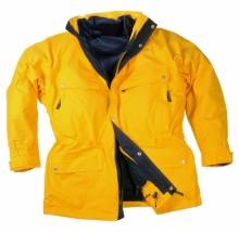 Boston 3 In 1 Jacket (Polar Fleece Inner) *Indent*