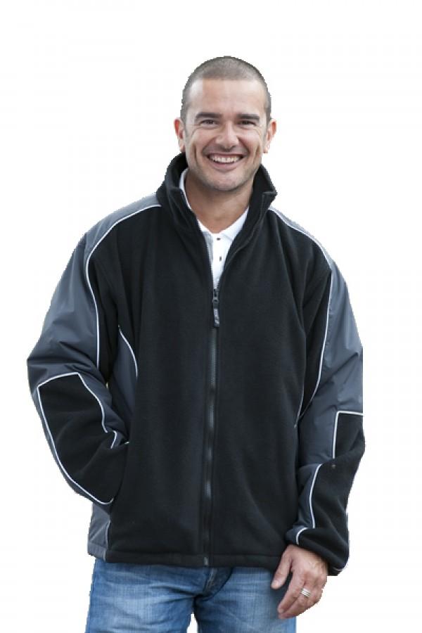 Lewis Jacket Grey-Black