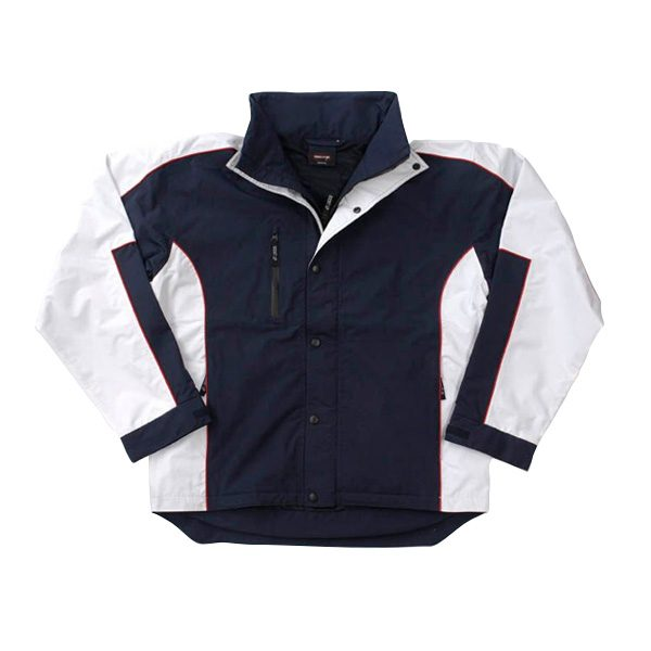 Concept Jacket – Navy/White