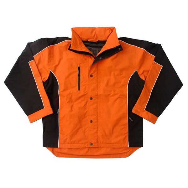 Concept Jacket – Orange/Black