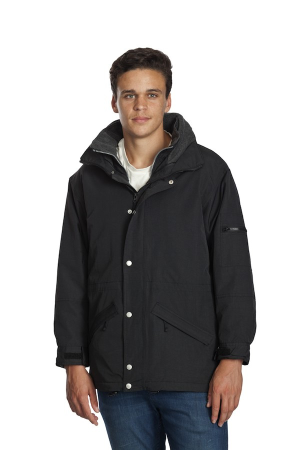 Quadro 4 In 1 Jacket (Inner jacket is reversible)