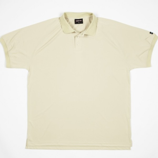 Recycled Polos – Cream