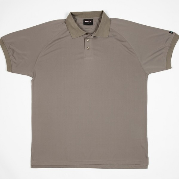 Recycled polos – brown