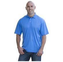 Platinum polo shirt (blue)