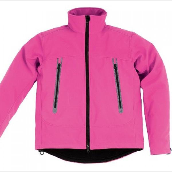 Race Softshell Jacket – Pink