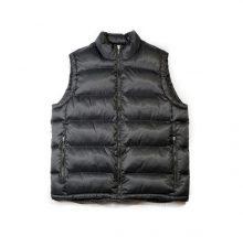 Benson Puff Vest – Black