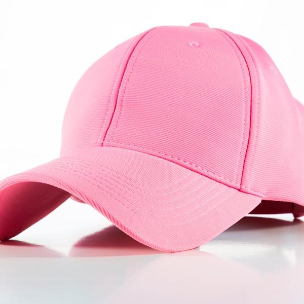 Polyester Pink Cap