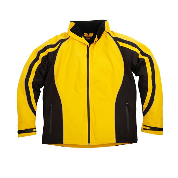 DAYTONA JACKET – Yellow & Black
