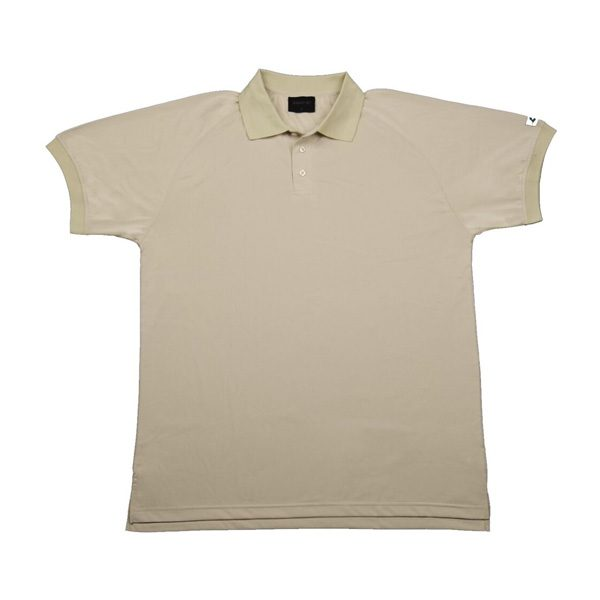 Recycled Polo Shirt (Stone) All sizes available