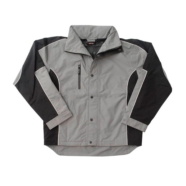Concept Jacket – Grey/Black