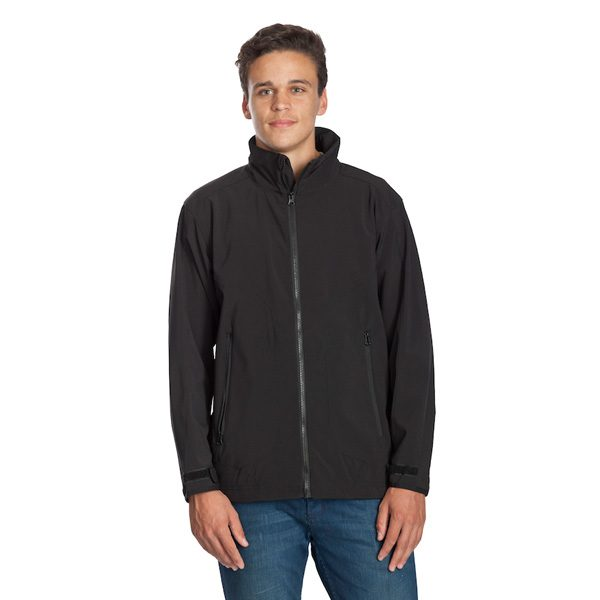 Stoke Jacket – Black/Black