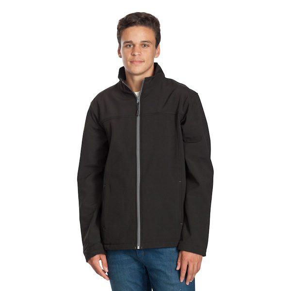 Stoke Jacket – Black/Charcoal