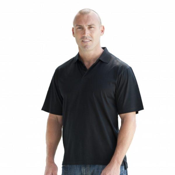 Platinum Polo Shirt (Black)