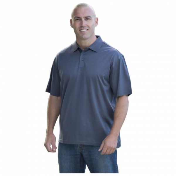 Platinum Polo Shirt (Grey)