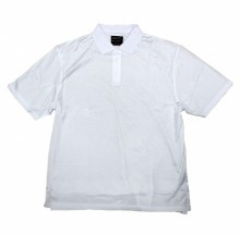 Platinum Polo Shirt (White)