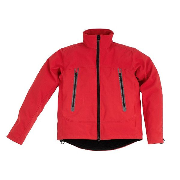 Race Softshell Jacket – Red