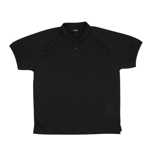 Recycled Polos – Black