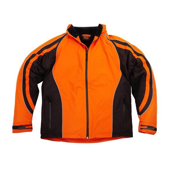 Daytona – Orange & Black