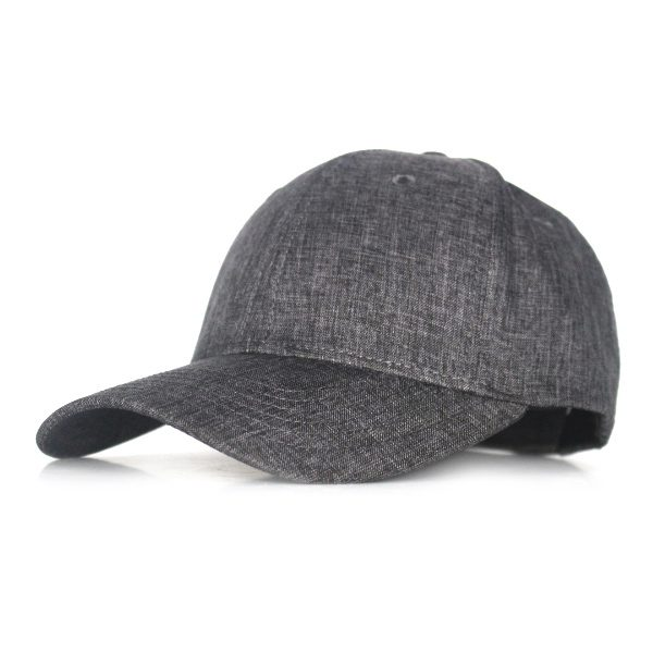 Platinum Cap (Black Heathered)