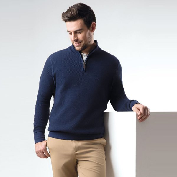 Eton – Mens Knitwear