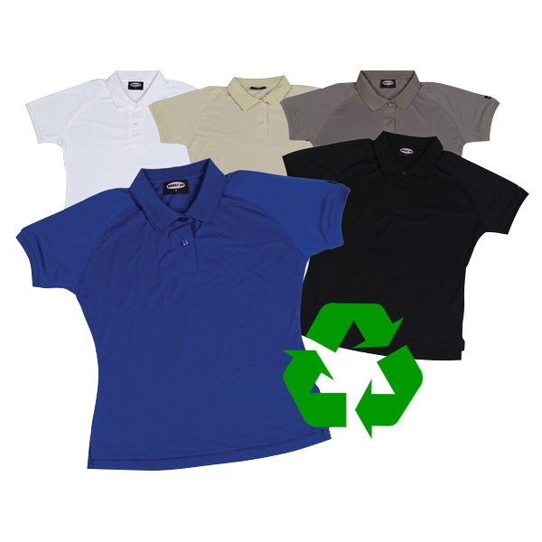 Recycled Polo Shirts (Women)